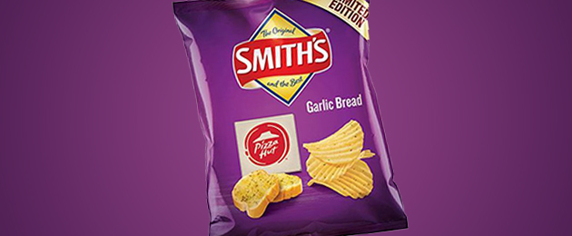 WAIT A MINUTE, THERE'S A BRAND NEW CHIP FLAVOUR?!?!