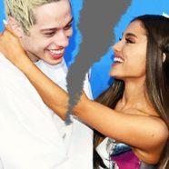 IT'S OVER! Ariana Grande & Pete Davidson SPLIT UP!
